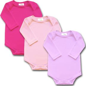 kit-de-3-bodies-coloridos-para-menina-rn-os-clubinhos