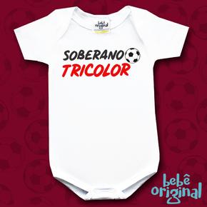 body-soberano-tricolor-manga-curta