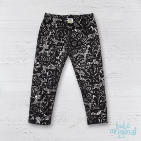 Legging-Textura-Floral-Bebe