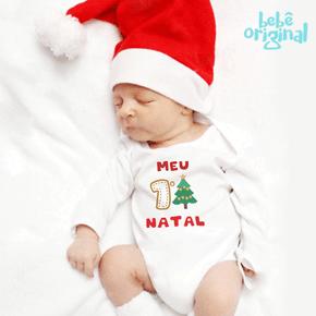 body-natal-meu-primeiro-natal-arvore-bebe