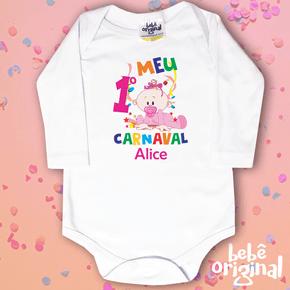 body-manga-longa-carnaval-meu-primeiro-carnaval-bebe-menina-com-nome