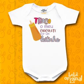 Body-bebe-Pascoa-Chocolate-por-um-Mama-manga-curta