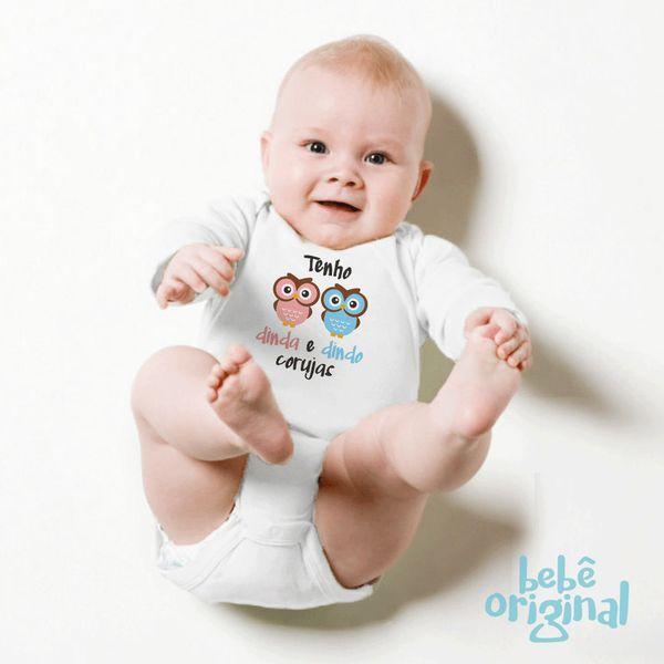 body-tenho-dindos-corujas-bebe-H