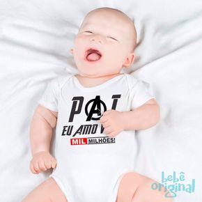 body-pai-eu-amo-voce-mil-milhoes-bebe-H
