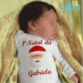 body-papai-noel-meu-primeiro-natal-com-nome-bebe-H