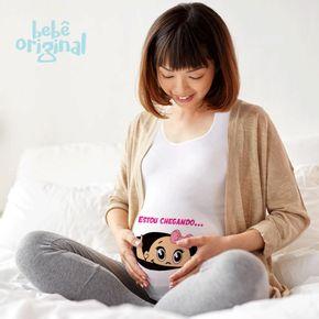 camiseta-de-gravida-estou-chegando-menina.-H