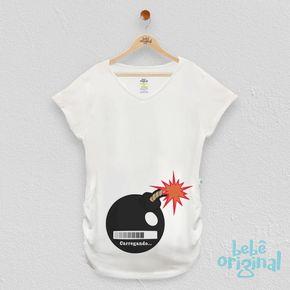 camiseta-de-gravida-bomba-carregando-H
