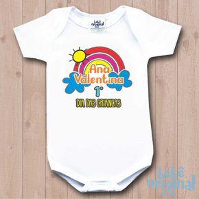 Body-Bebe-primeiro-dia-das-Criancas-arco-iris-menina